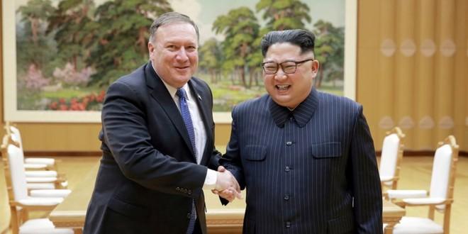 Ngoại trưởng Mỹ sẽ quay trở lại Triều Tiên lần thứ 4 trong năm nay