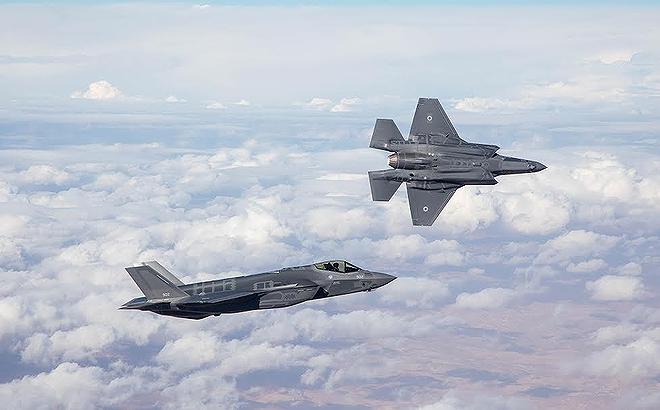 F-35 sẽ xuất hiện nhiều hơn tại Syria sau vụ Il-20 bị bắn hạ