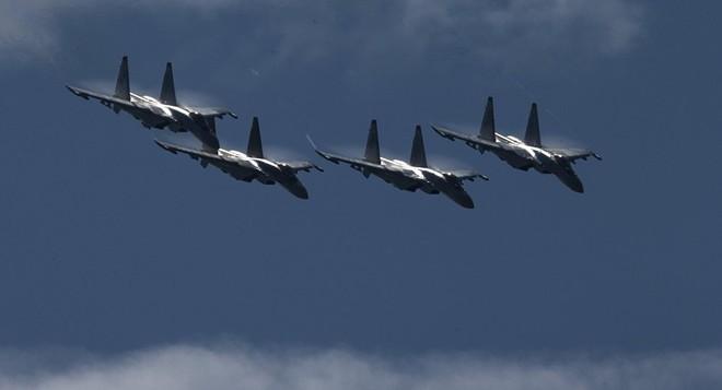 Indonesia sẽ mua 11 tiêm kích Su-35 của Nga