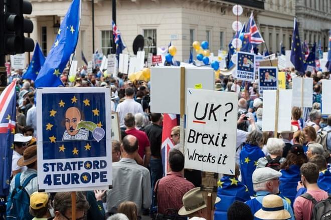 Nhiều người Anh đã thay đổi quan điểm về Brexit