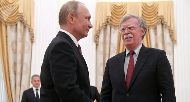 Quan điểm của Washington là hiệp ước INF đã quá lỗi thời nếu chỉ có Nga và Mỹ tham gia