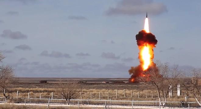 53T6 trang bị đầu đạn hạt nhân để đánh chặn hàng loạt tên lửa đạn đạo của đối phương