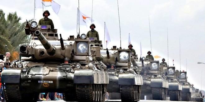Nga phát hiện Mỹ muốn hiện diện quân sự trên lãnh thổ Cyprus