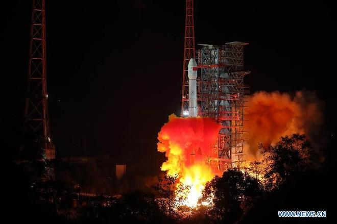 Tên lửa Trường Chinh 3 sẽ đưa tàu vũ trụ Hằng Nga 4 lên thám hiểm mặt trăng