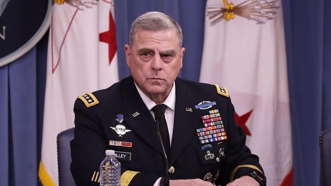 Tướng Mark Milley được ông Trump tin tưởng cho vị trí Chủ tịch Hội đồng tham mưu trưởng liên quân Mỹ