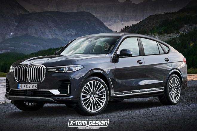 BMW X8 có thể sẽ đắt hơn cả i8 Roadster