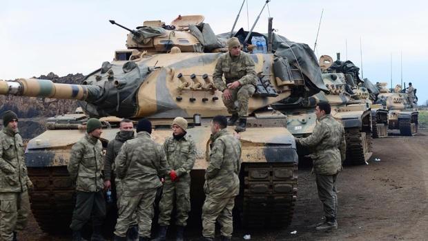 Quân đội Thổ Nhĩ Kỳ sẽ tham gia vào chiến dịch mới ở miền bắc Syria