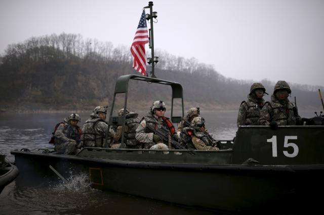 Mỹ muốn Hàn Quốc phải trả thêm chi phí cho quân đội Mỹ ở Hàn Quốc