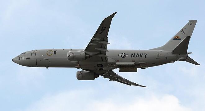 Máy bay do thám Mỹ bị phát hiện lảng vảng gần căn cứ quân sự Nga ở Syria