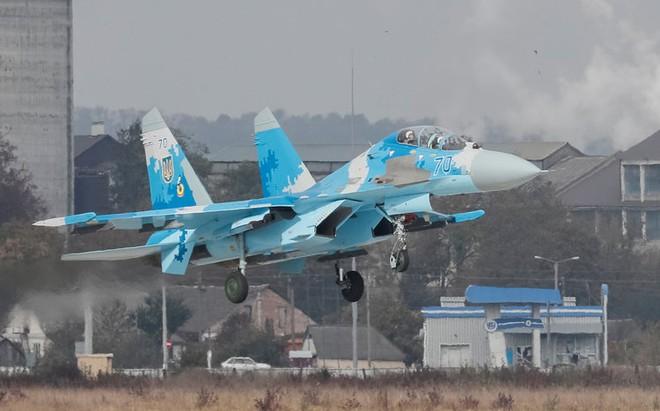 Đã có 2 chiếc Su-27 của Ukraine rơi trong năm nay