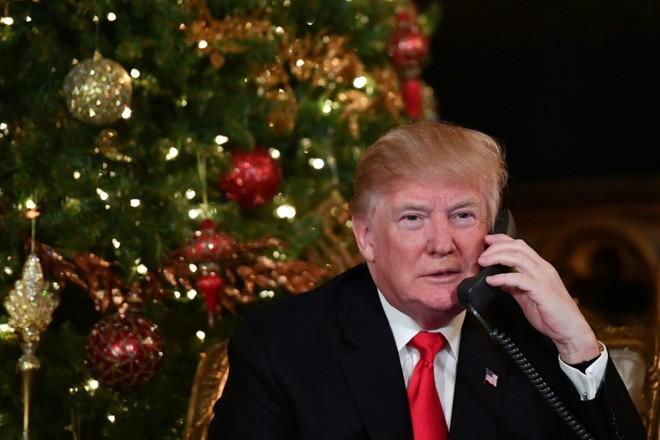 Tổng thống Trump sẽ không dành kì nghỉ Giáng sinh ở Mar-a-Lgo như kế hoạch