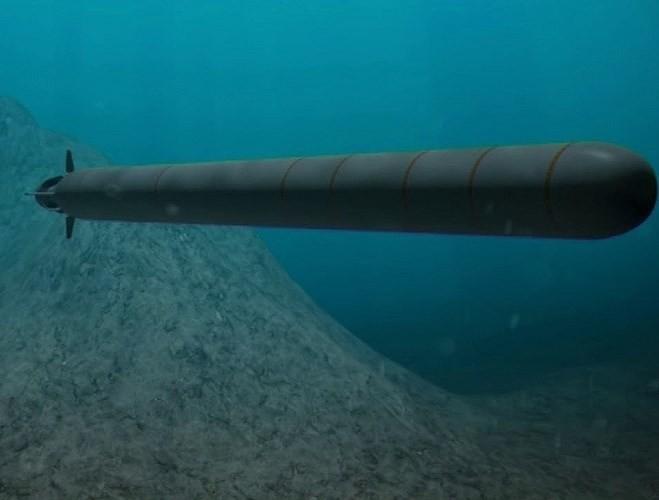 [ẢNH] Nga thử nghiệm tàu ngầm hạt nhân không người lái Poseidon ảnh 7