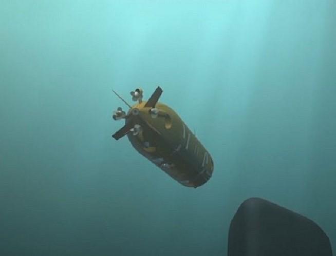[ẢNH] Nga thử nghiệm tàu ngầm hạt nhân không người lái Poseidon ảnh 8