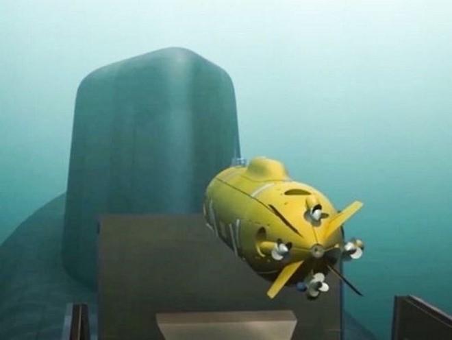 [ẢNH] Nga thử nghiệm tàu ngầm hạt nhân không người lái Poseidon ảnh 9