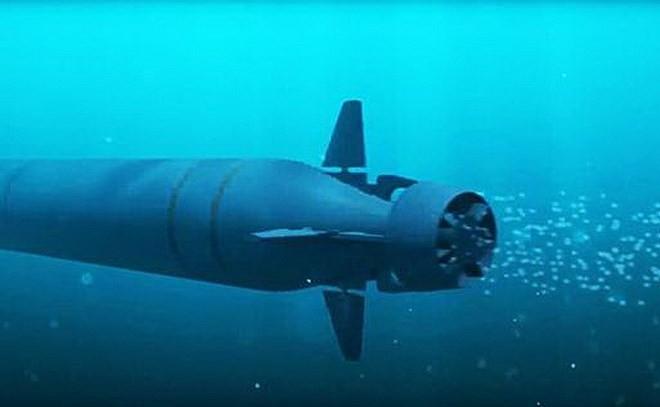 [ẢNH] Nga thử nghiệm tàu ngầm hạt nhân không người lái Poseidon ảnh 10