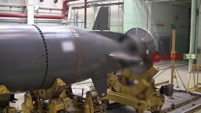 [ẢNH] Nga thử nghiệm tàu ngầm hạt nhân không người lái Poseidon ảnh 11