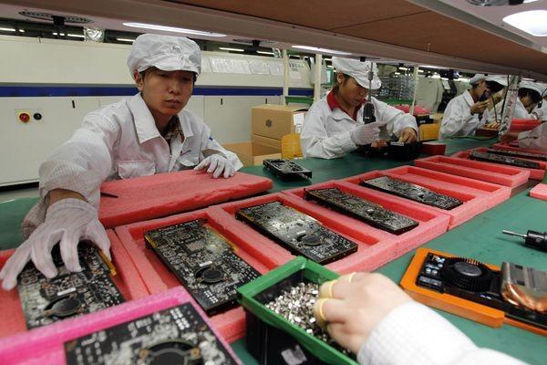 Apple sẽ tăng cường lắp ráp iPhone ở Ấn Độ