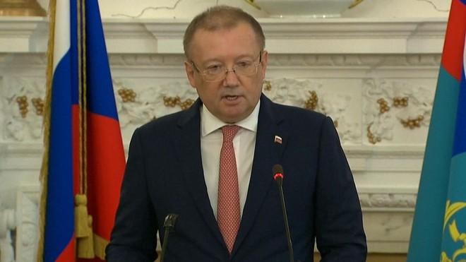Đại sứ Anh ở London, ông Alexander Yakovenko