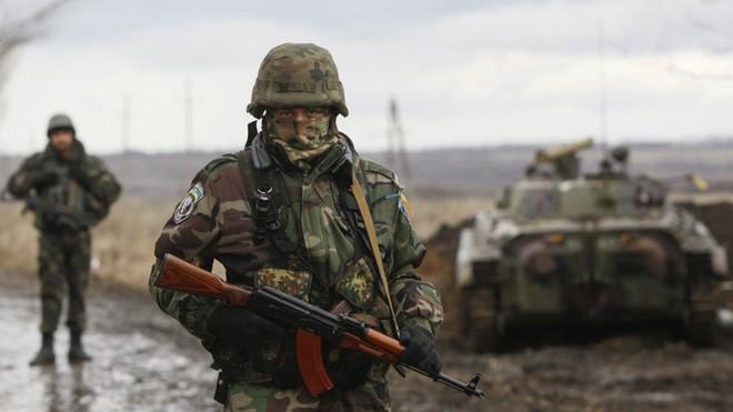 Kiev cho rằng, Nga sẽ sử dụng vũ khí hóa học ở Donbass và đổ lỗi cho Ukraine