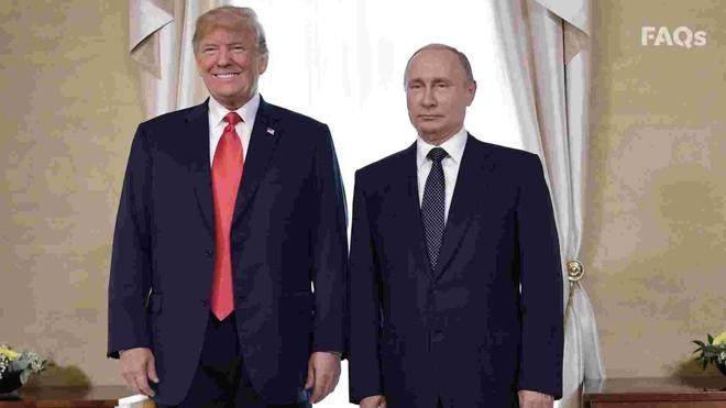 Tổng thống Putin nhấn mạnh Nga muốn đối thoại với Mỹ trong nhiều vấn đề