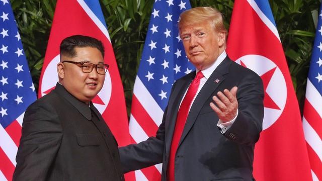 Quá trình đàm phán giữa Mỹ và Triều Tiên vẫn đang gặp nhiều khó khăn