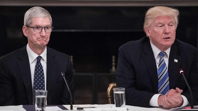 Tổng thống Trump muốn iPhone sản xuất tại Mỹ