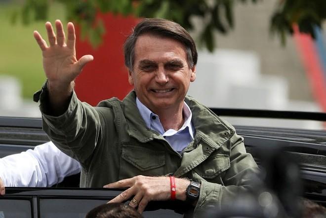 Tổng thống Brazil cởi mở về việc cho phép Mỹ mở căn cứ quân sự