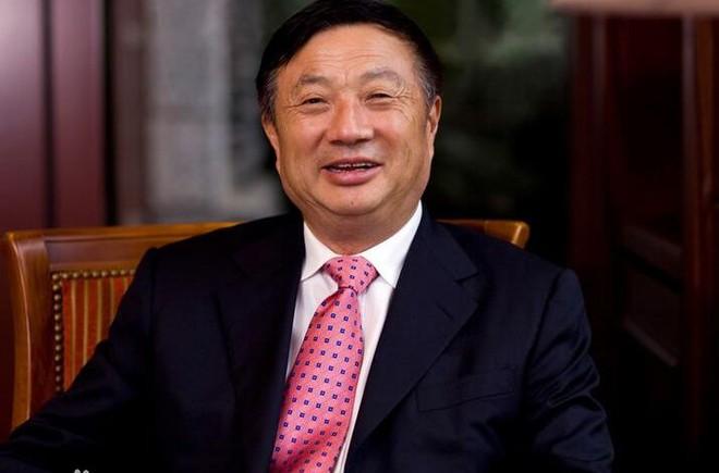 Ông Nhậm Chính Phi phủ nhận mối liên hệ với chính quyền Trung Quốc