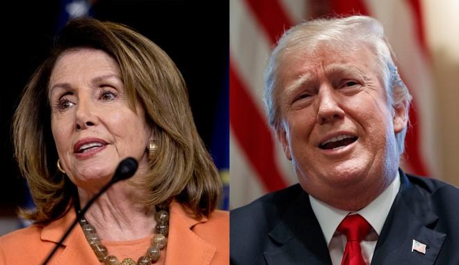 Bà Pelosi đề nghị Tổng thống Trump hoãn kế hoạch đọc thông điệp liên bang