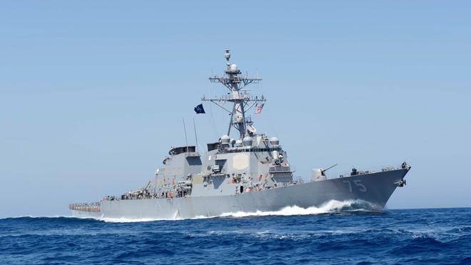 Mỹ liên tiếp triển khai tàu chiến đến biển Đen