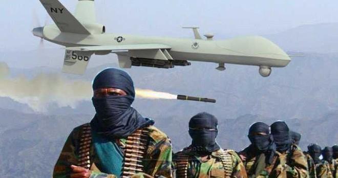 Mỹ thường xuyên không kích ở Somalia để ngăn chặn nhóm khủng bố Al Shabaab