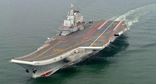 Trung Quốc sẽ đưa 2 tàu sân bay cùng lúc ra thử nghiệm ở biển Hoàng Hải