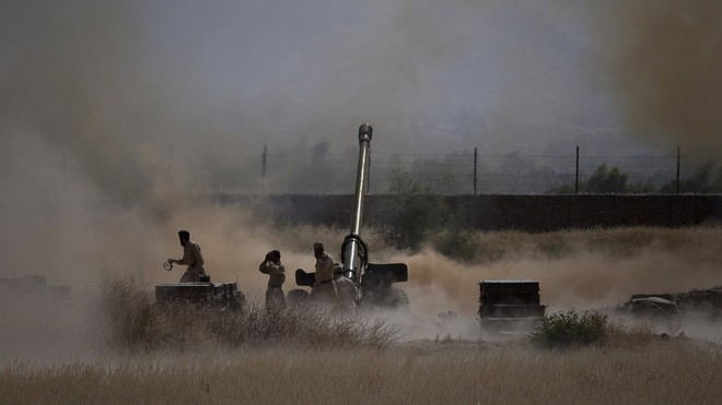 Ấn Độ và Pakistan đang đứng trước khả năng xung đột ở Kashmir