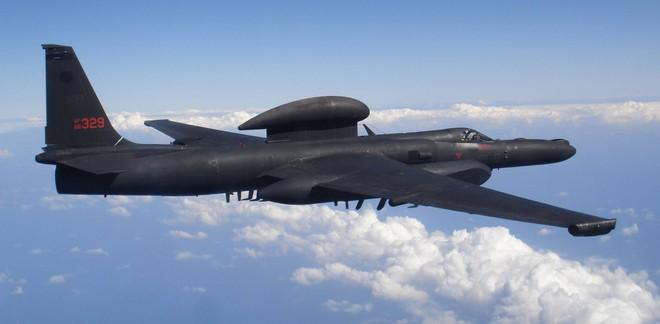 U-2 vừa thực hiện nhiệm vụ bí mật ở Nhật Bản