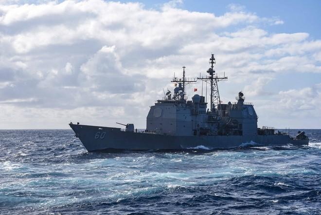 Mỹ, Anh, Nhật Bản khẳng định quyền tự do hàng hải gần lãnh thổ Trung Quốc