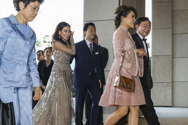 Công chúa Thái Lan Ubolratana có mối quan hệ thân thiết với gia đình Shinawatra
