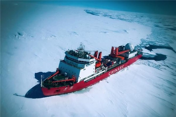 Trung Quốc muốn tăng cường hoạt động ở Bắc Cực