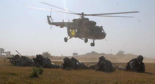 Ấn Độ có thể đã vô tình bắn hạ trực thăng của chính mình