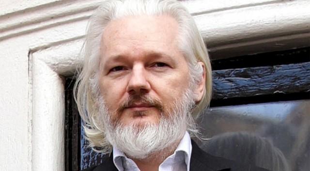 Nhà sáng lập Wikileaks đang tị nạn tại đại sứ quán Ecuador ở London