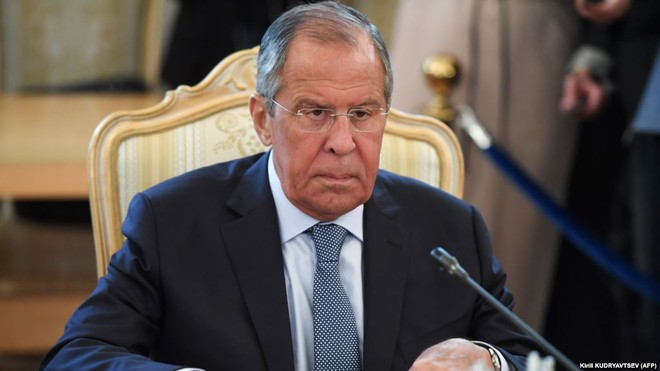 Ngoại trưởng Nga khẳng định hành động của Moscow là hoàn toàn hợp pháp