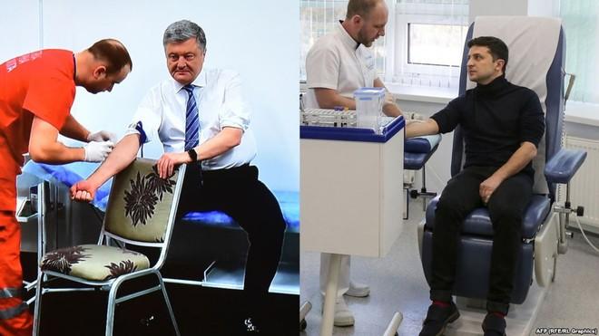 Thử ma túy và nồng độ cồn là bắt buộc trong bầu cử tổng thống Ukraine