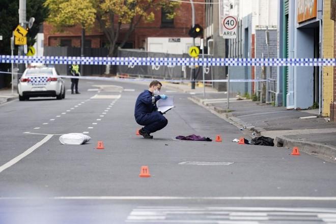 Vụ xả súng khiến một nhân viên an ninh của hộp đêm thiệt mạng