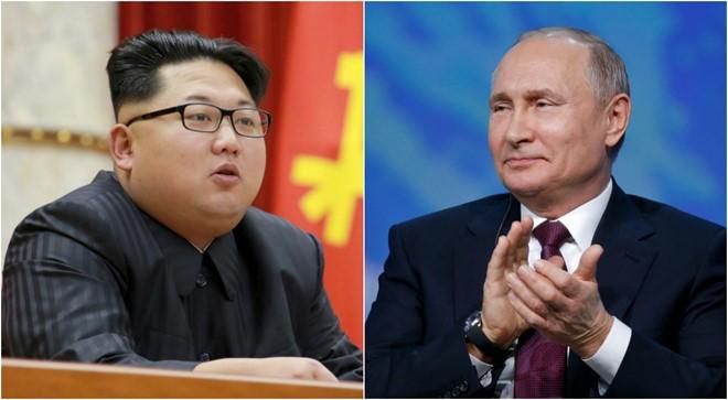 Tổng thống Putin sẽ sớm gặp mặt ông Kim Jong-un
