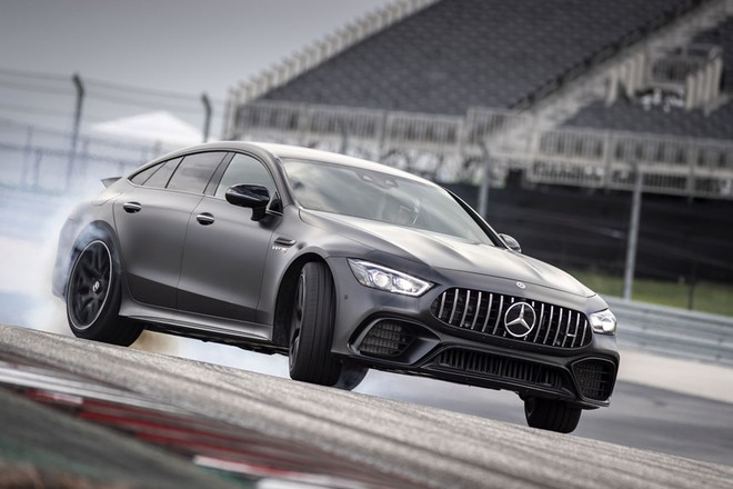 Xe thể thao của Mercedes-AMG sẽ chuyển dần sang dùng dẫn động 4 bánh