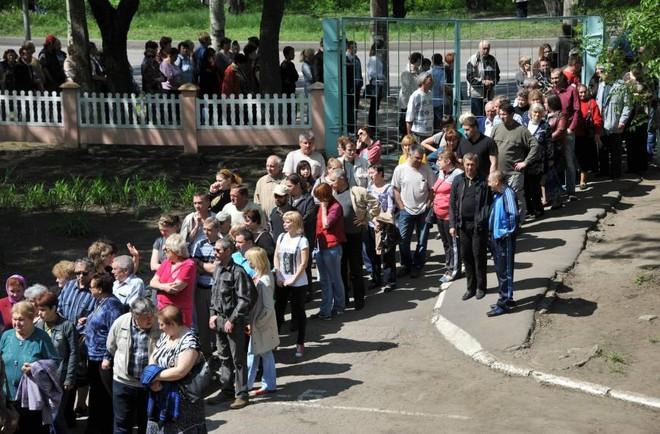 Người dân miền đông Ukraine sẽ có cơ hội lớn được nhập quốc tịch Nga