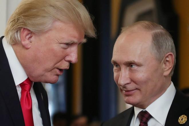 Tổng thống Donald Trump muốn cùng Nga khiến thế giới tốt đẹp hơn