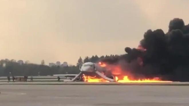 Vụ tai nạn thảm khốc của Superjet 100 đã khiến hàng chục người thiệt mạng