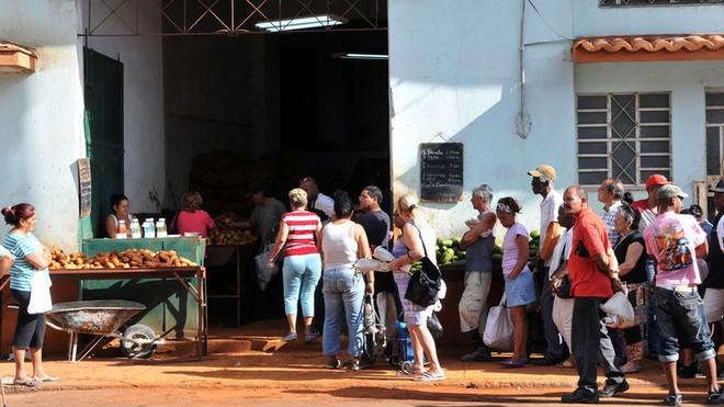 Cuba đang thiếu hụt trầm trọng các mặt hàng thiết yếu