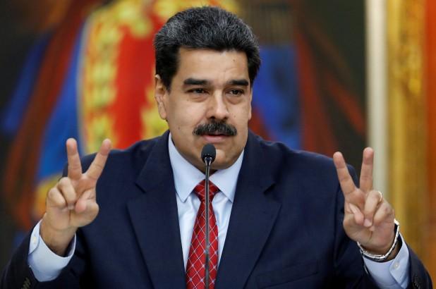 Tổng thống Maduro hiện vẫn đứng vững trước áp lực từ Mỹ