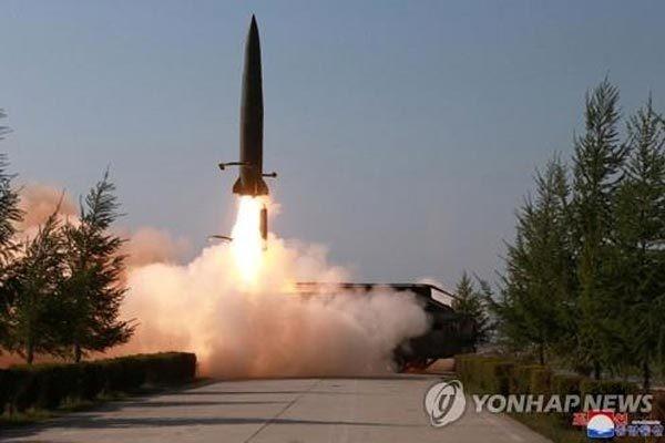 Hàn Quốc cho rằng tên lửa Triều Tiên mới phóng là loại tầm ngắn